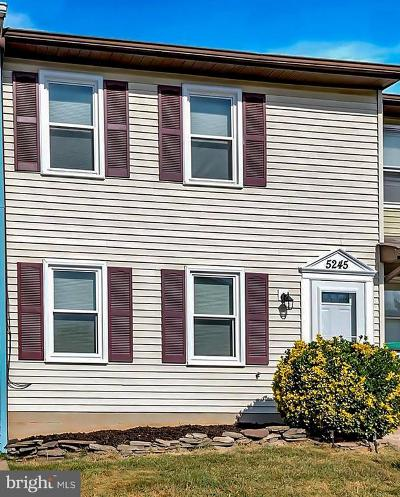Spotsylvania County Townhouse For Sale: 5245 Daffodil Drive