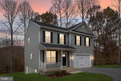 Spotsylvania County Single Family Home For Sale: 12220 Pendleton Farm Road
