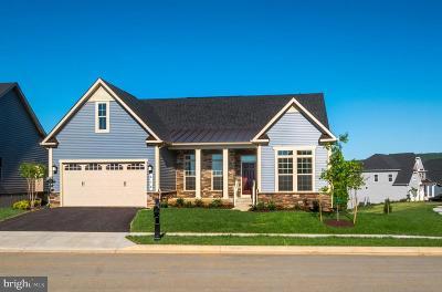 Fredericksburg Single Family Home For Sale: 1112 Hermitage Drive