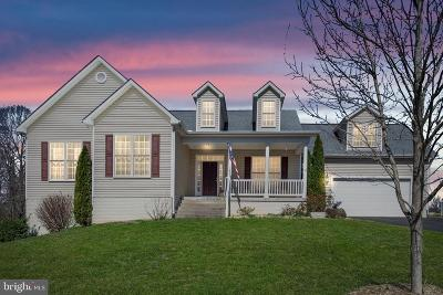 Spotsylvania County Single Family Home For Sale: 15603 Cedar Tree Court