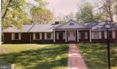 Fredericksburg Rental For Rent: 5980 Plank Road
