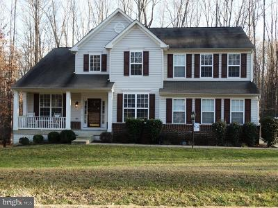 Spotsylvania County Single Family Home For Sale: 7706 Burnleigh Street