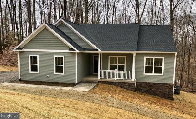 Spotsylvania County Single Family Home For Sale: 15307 Jane Lane