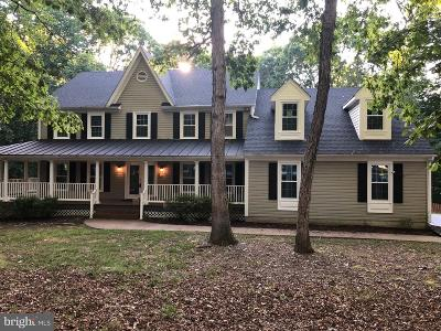 Fredericksburg Single Family Home For Sale: 13106 Mill Road