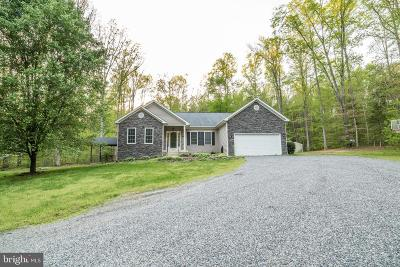 Spotsylvania Single Family Home For Sale: 7806 Alsop Way