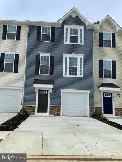 Spotsylvania County Townhouse For Sale: 8620 Wilmore Lane #0112 C