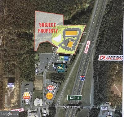 Spotsylvania County Residential Lots & Land For Sale: 5121 Mudd Tavern Road
