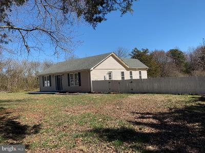 Spotsylvania Single Family Home For Sale: 9535 Lawyers Road