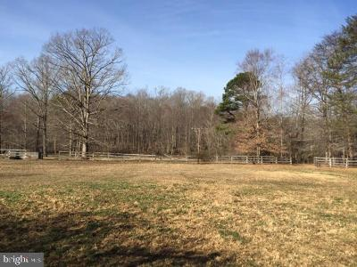Spotsylvania County Residential Lots & Land For Sale: 5110 Holly Drive