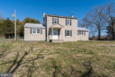 Spotsylvania Single Family Home For Sale: 6707 Marye Road