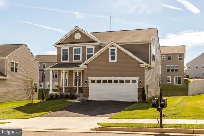 Spotsylvania County Single Family Home For Sale: 3191 Hudgins Farm Circle