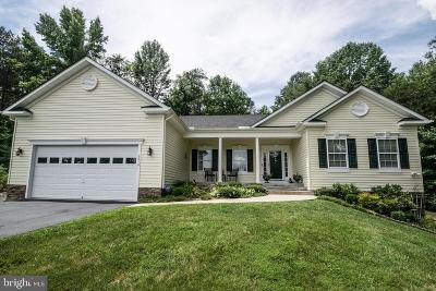 Spotsylvania County Single Family Home For Sale: 9416 Everette Court