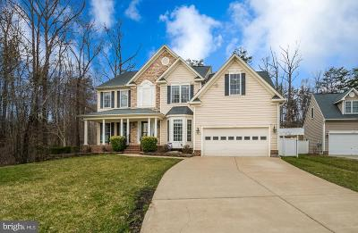 Spotsylvania County Single Family Home For Sale: 5818 Telluride Lane