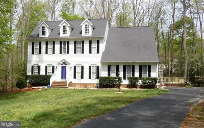 Spotsylvania Rental For Rent: 10803 Cinnamon Teal Drive