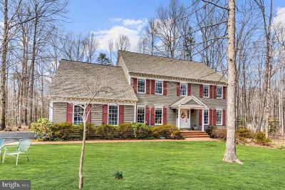 Spotsylvania County Single Family Home For Sale: 7105 Hillwood Court