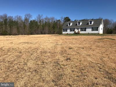 Spotsylvania County Single Family Home For Sale: 11910 Ware Road