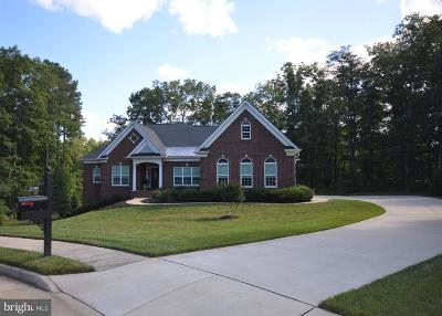 Spotsylvania Single Family Home For Sale: 11205 Bridgewater Lane