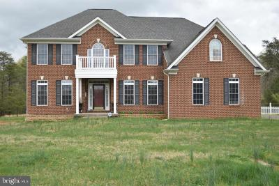 Spotsylvania Single Family Home For Sale: 9801 Grady Lane