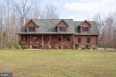 Spotsylvania County Single Family Home For Sale: 10910 Astarita Avenue