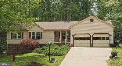 Spotsylvania Single Family Home Under Contract: 11011 Cedar Post Lane