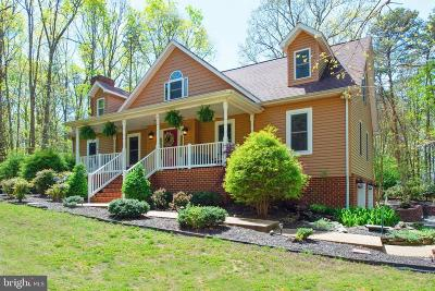Spotsylvania Single Family Home For Sale: 12500 Sickles Lane