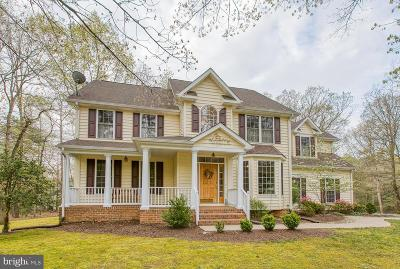 Spotsylvania County Single Family Home For Sale: 13801 Last Line Lane