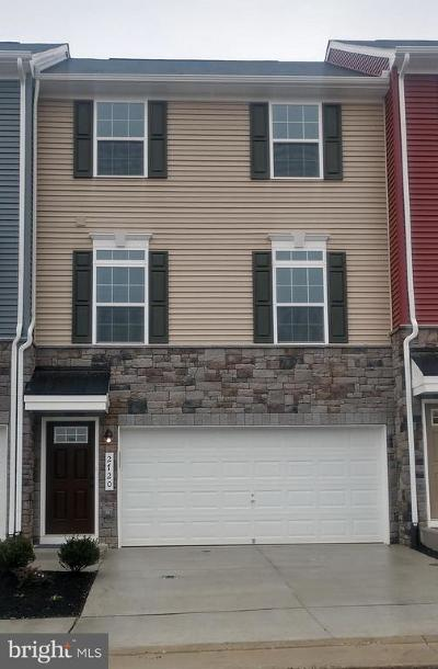 Spotsylvania County Townhouse For Sale: 2720 Wheatland Station Way