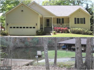 Spotsylvania County Single Family Home For Sale: 5410 Rye Hill Trail