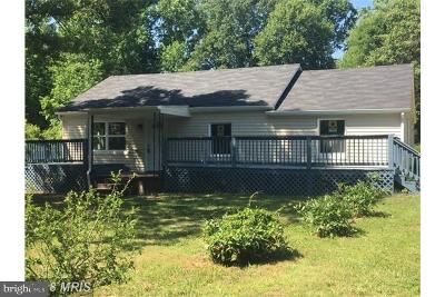 Spotsylvania Single Family Home For Sale: 10715 Brock Road