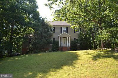 Fredericksburg Single Family Home For Sale: 206 Hardwood Lane