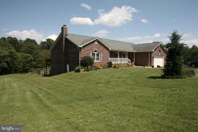 Bumpass Single Family Home For Sale: 4107 Breaknock Road