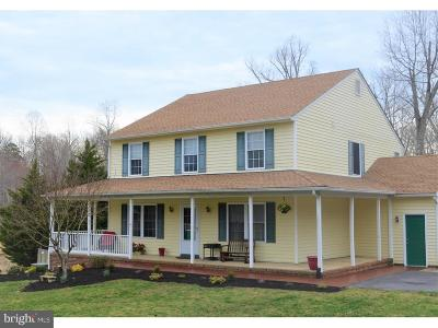 Spotsylvania Single Family Home Under Contract: 8712 Boulevard Of The Generals