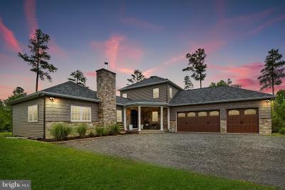 Spotsylvania County Single Family Home For Sale: 9220 Deerwood Lane