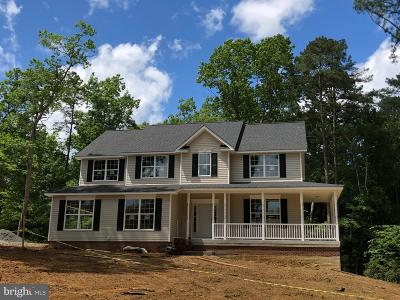 Spotsylvania Single Family Home For Sale: 8707 Boulevard Of The Generals