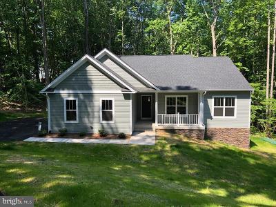 Spotsylvania County Single Family Home For Sale: 15307 Jane Lane