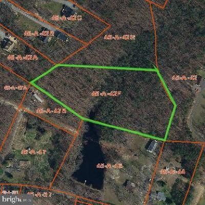 Spotsylvania County Residential Lots & Land For Sale: Lot 3 Thousand Oaks Lane