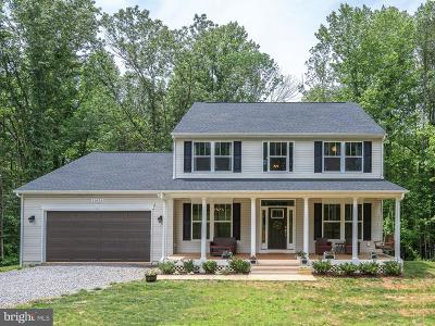 Spotsylvania Single Family Home For Sale: 11626 Forest Walk Drive