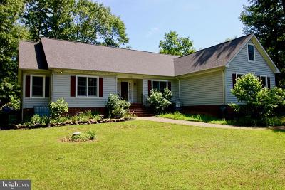 Spotsylvania Single Family Home For Sale: 8106 Lee Jackson Circle
