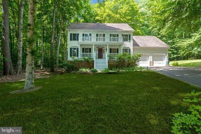 Spotsylvania Single Family Home For Sale: 9600 Treemont Lane
