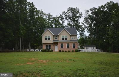 Spotsylvania Single Family Home For Sale: 12907 Grenade Lane