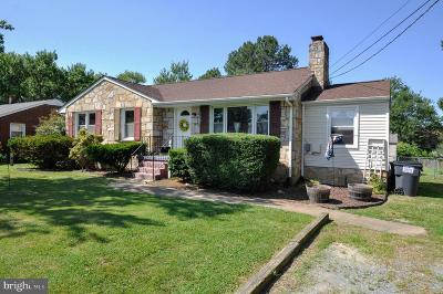 Fredericksburg Single Family Home For Sale: 105 Laurel Avenue