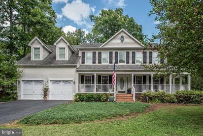 Fredericksburg Single Family Home For Sale: 9826 Fendale Lane