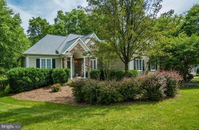 Spotsylvania County Single Family Home For Sale: 10913 Chatham Ridge Way