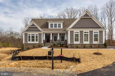 Spotsylvania Single Family Home For Sale: Lot 45 Downton Avenue