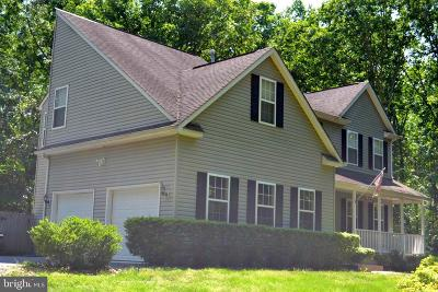 Spotsylvania County Single Family Home For Sale: 8102 Avocet Way