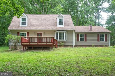 Spotsylvania County Single Family Home For Sale: 8515 Berkeley Farms Lane