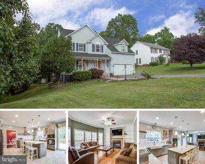 Fredericksburg Single Family Home For Sale: 3217 Cavalry Ridge Court