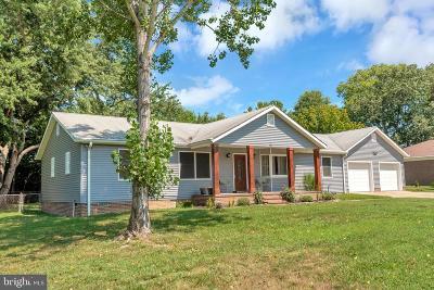 Spotsylvania County Single Family Home For Sale: 912 Stonewall Lane