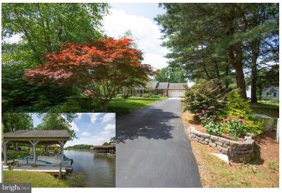 Spotsylvania County Single Family Home For Sale: 3600 Morning Glory Road