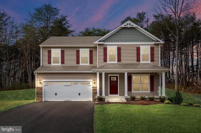 Spotsylvania Single Family Home Under Contract: 10806 Honorable Court